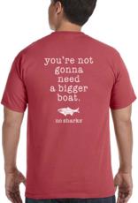 Boat Back Short Sleeve Tee