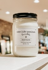Lake Life Unsalted Candle