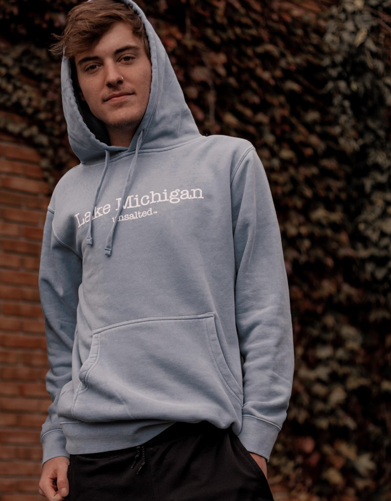 Fish Back Heavyweight Hoodie