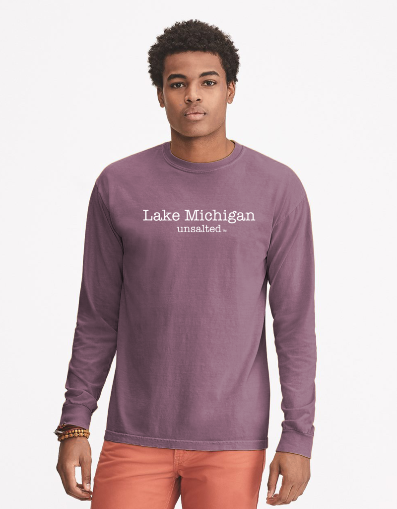 Classic Back Long Sleeve Tee