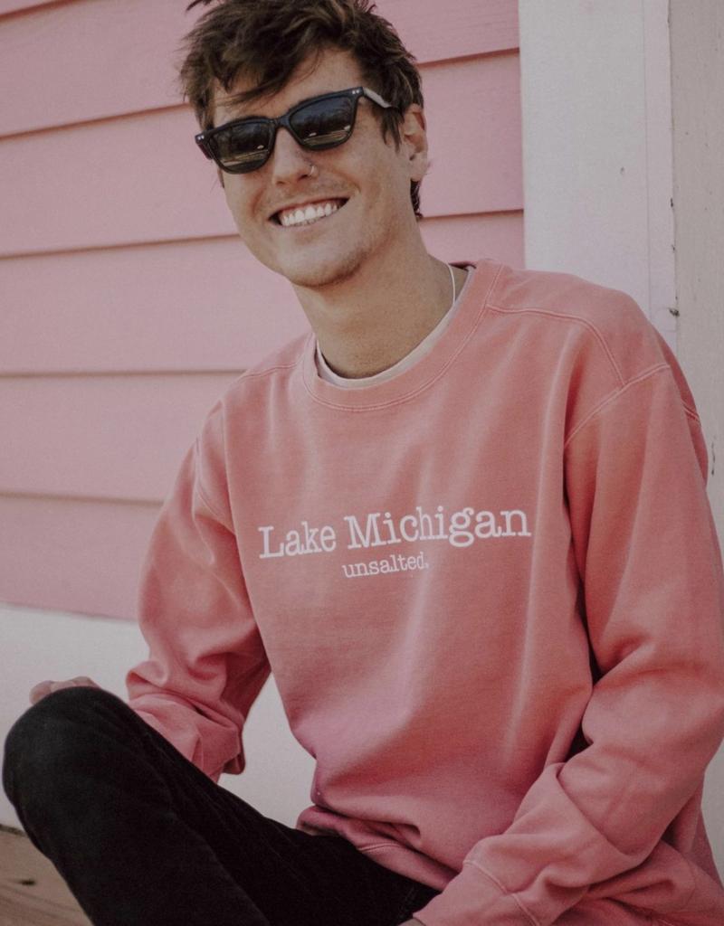 Classic Back Crewneck Sweatshirt