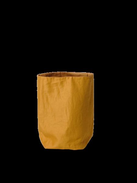 Tokyo Bag Panier lavable Papier et lin
