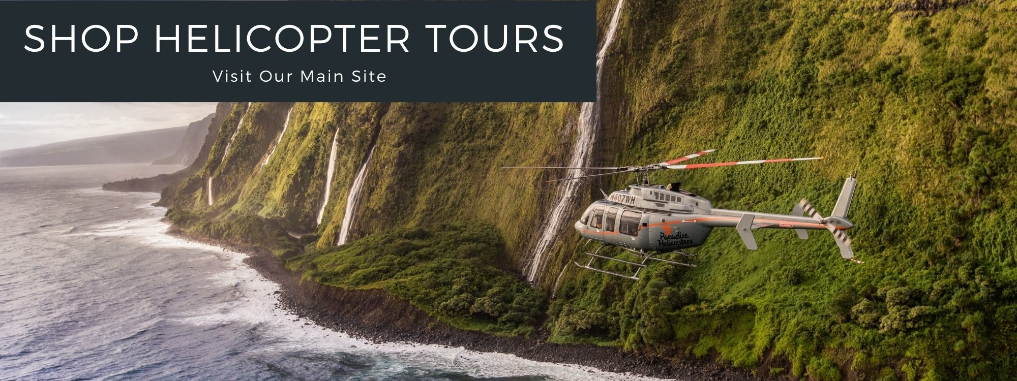 Shop Helicopter Tours