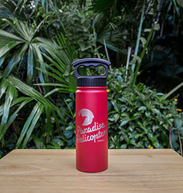 Thermal Water Bottle - Red