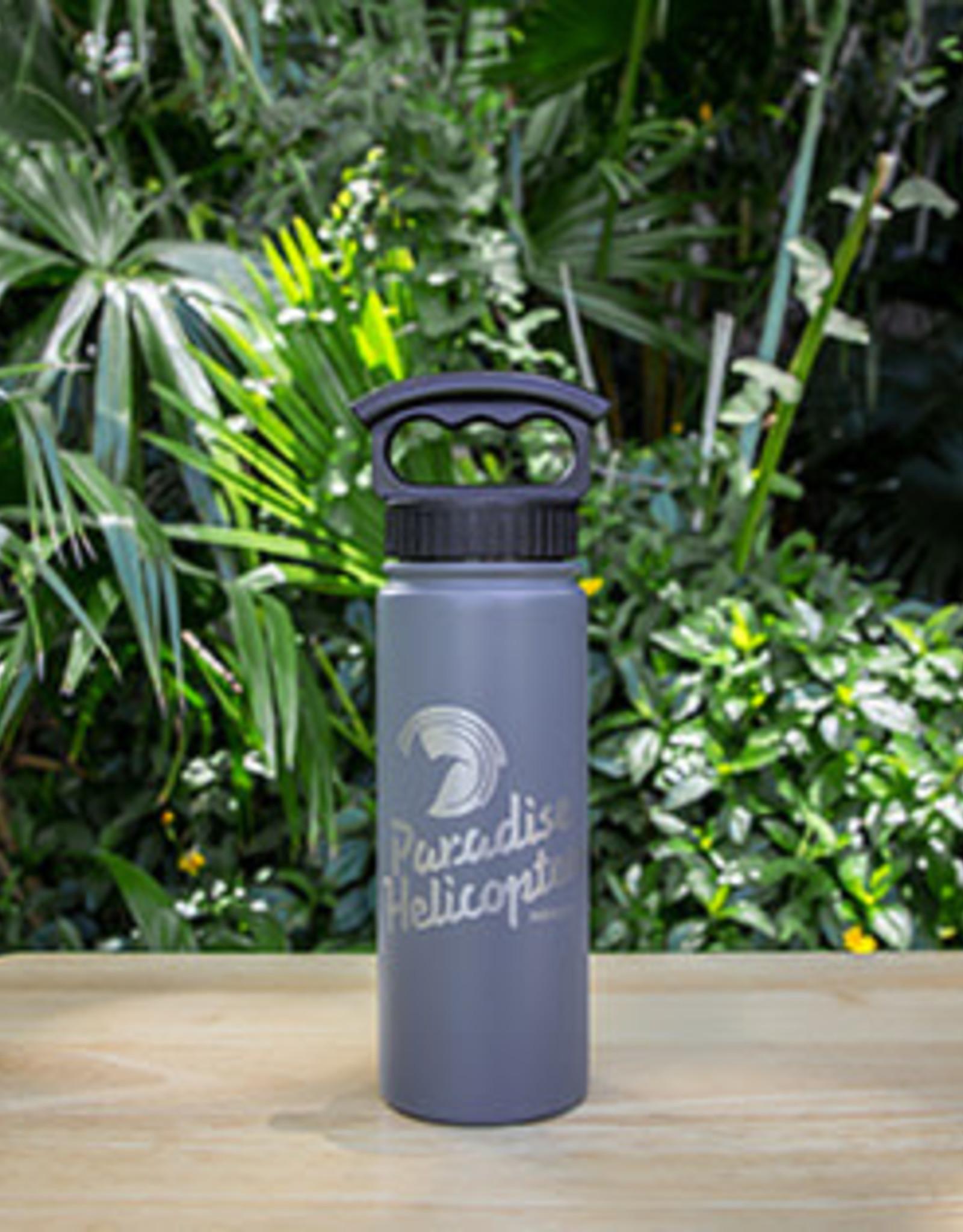 Thermal Water Bottle - Grey