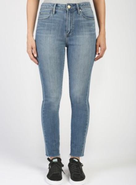 Heather High Rise Crop Jean