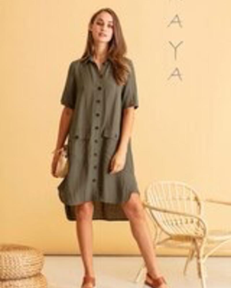 Naya Shirt Dress
