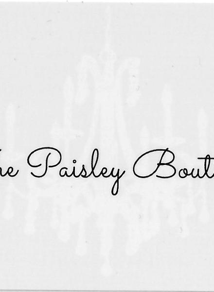 Paisley $25.00 Gift Card