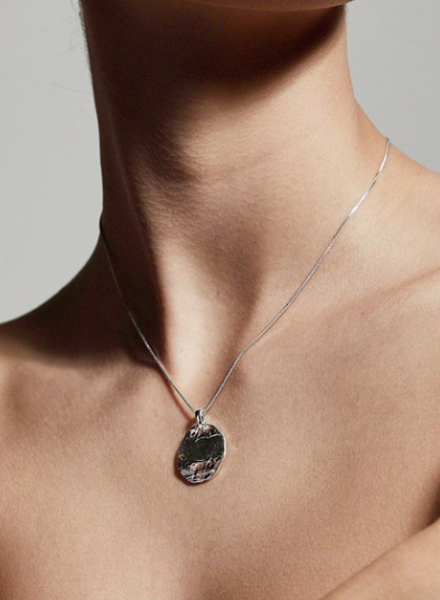 Pilgrim Pilgrim Affection Coin Necklace