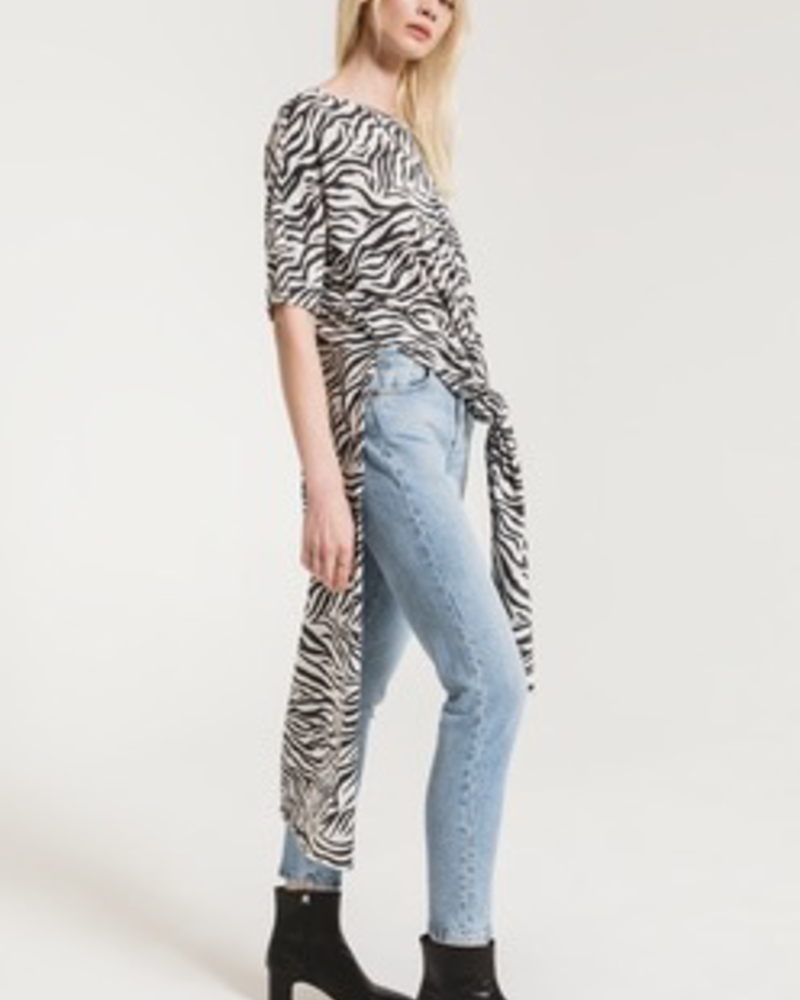Z Supply Z Supply Zebra Maxi Top