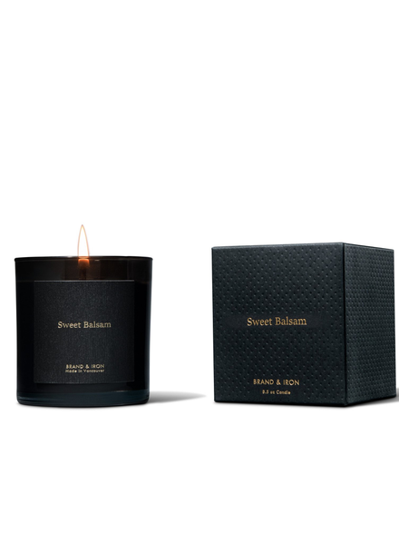 Brand & Iron Brand & Iron Sweet Balsam Candle