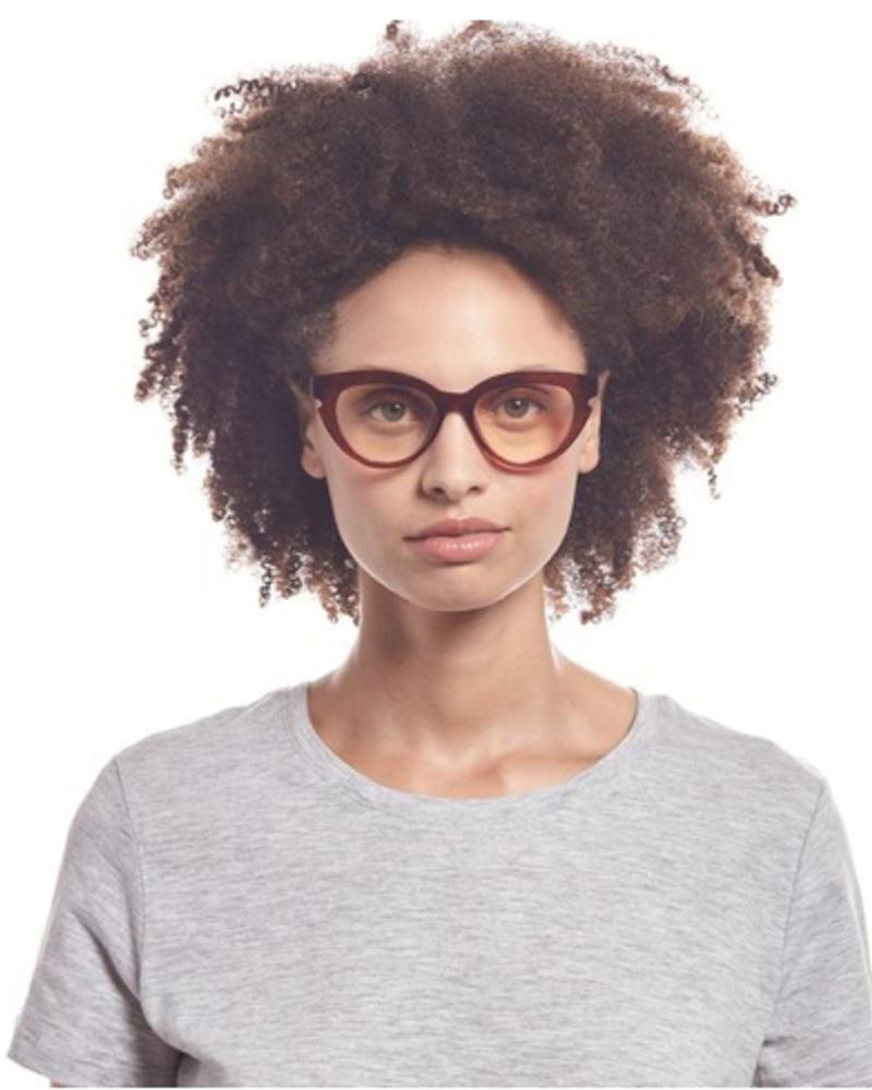 The Book Club Prawn Glasses