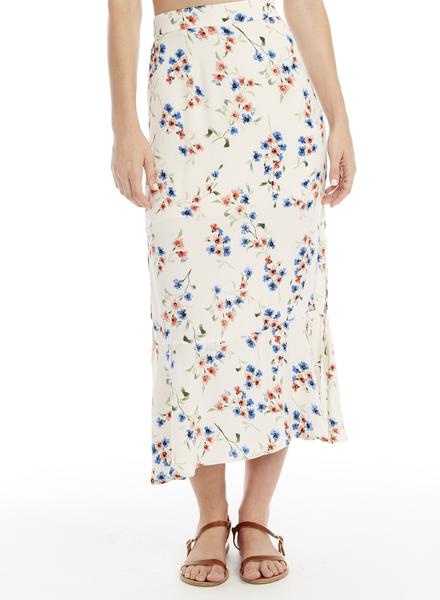 Saltwater Luxe Saltwater Luxe Midi Skirt