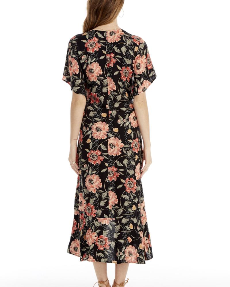 Saltwater Luxe Saltwater Luxe Wrap Dress