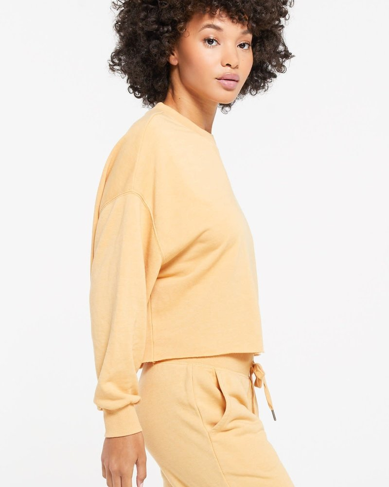 Z Supply Z Supply Izzy Loop Terry Pullover