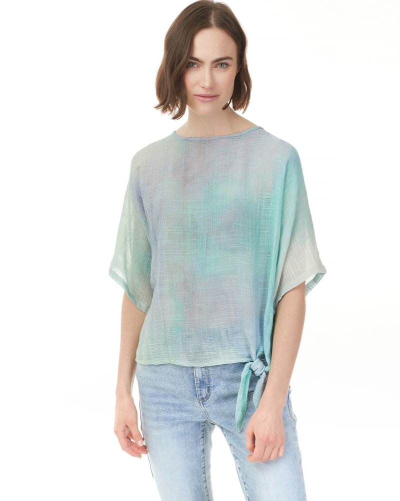 Charlie B Charlie B Cotton Gauze Top