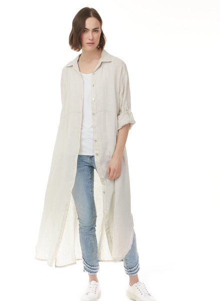 Charlie B Charlie B Linen Duster / Dress