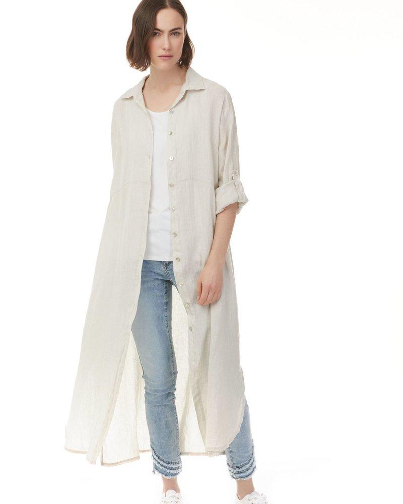 Charlie B Charlie B Linen Duster / Dress