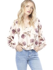 Saltwater Luxe Saltwater Luxe Pine Blouse