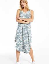 Z Supply Z Supply Camo Reverie  Dress