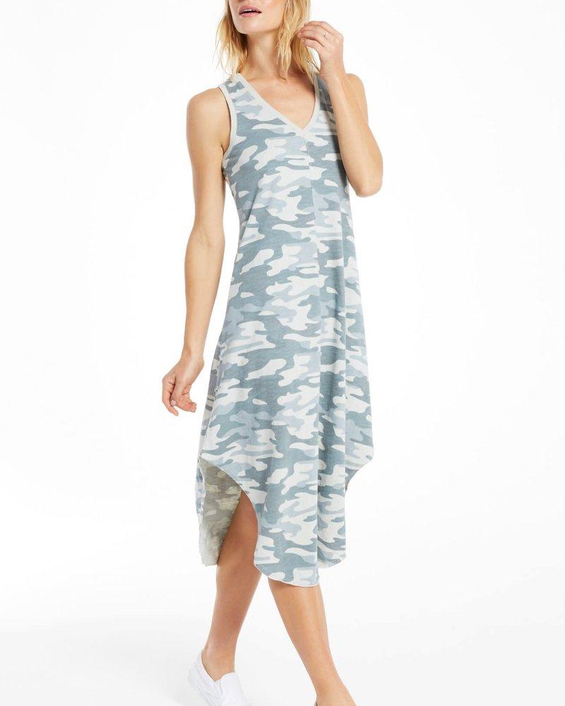 Z Supply Z Supply Camo Reverie  Dress