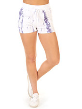 Dex Dex Printed Cloud Dye Shorts