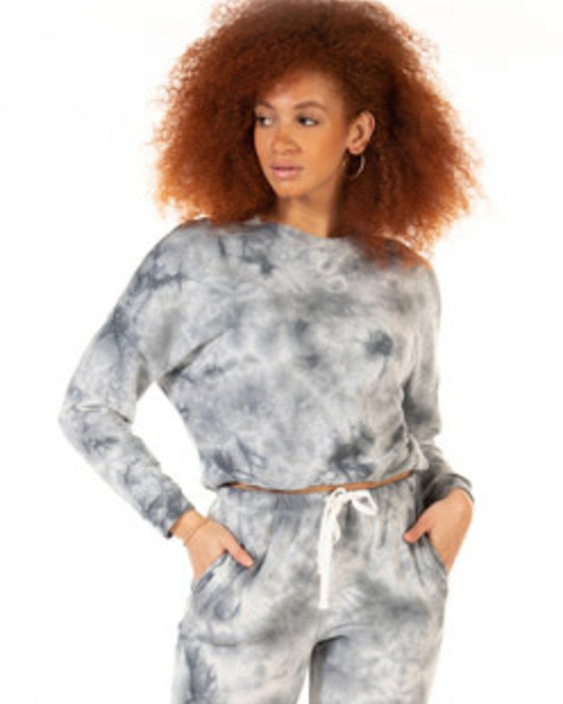 Dex Dex Tie Dye Pullover