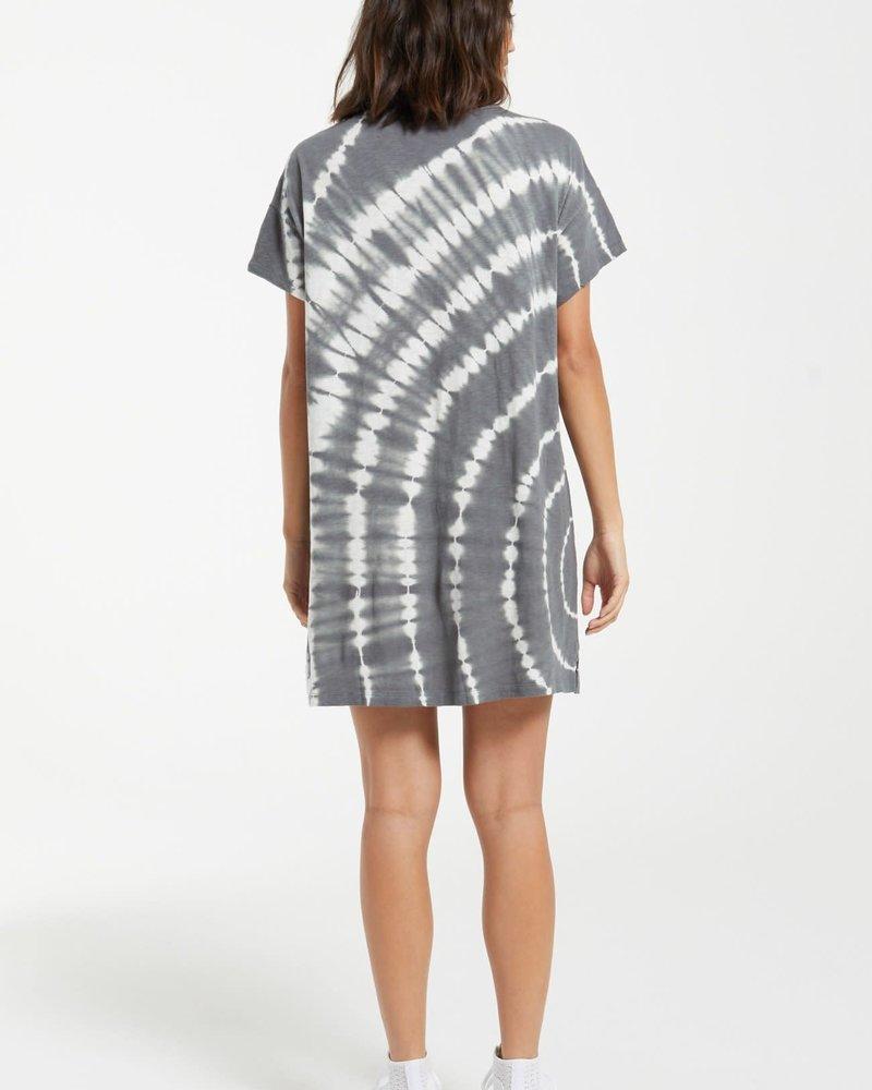 Z Supply Z Supply Launa Spiral Tie Dye Dress