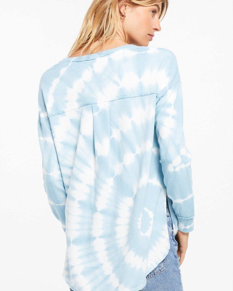 Z Supply Z Supply Spiral Tie Dye Weekender