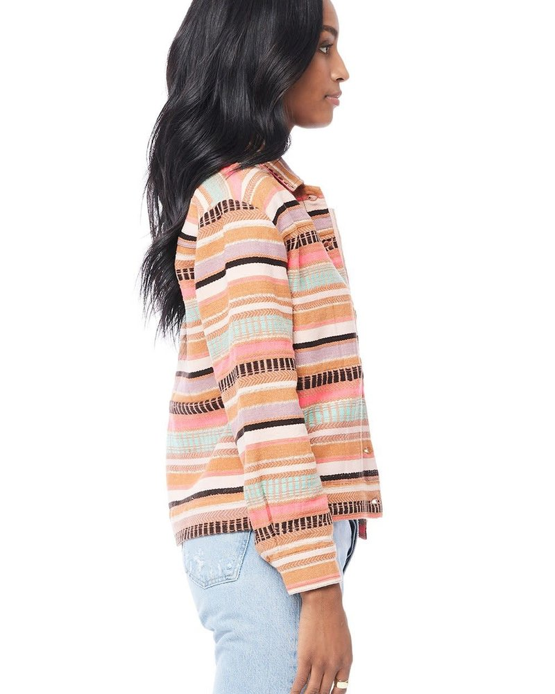 Saltwater Luxe Cicely Long Sleeve Jacket
