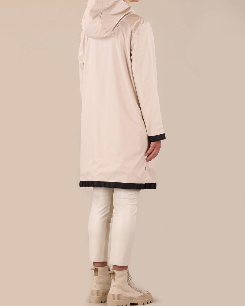 Rino+Pelle Rino+Pelle Caramba Reversible Raincoat