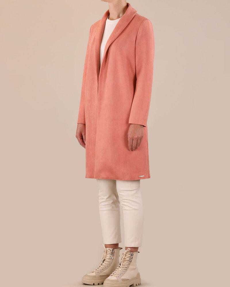 Rino+Pelle Rino+Pelle Mirola Suede Coat