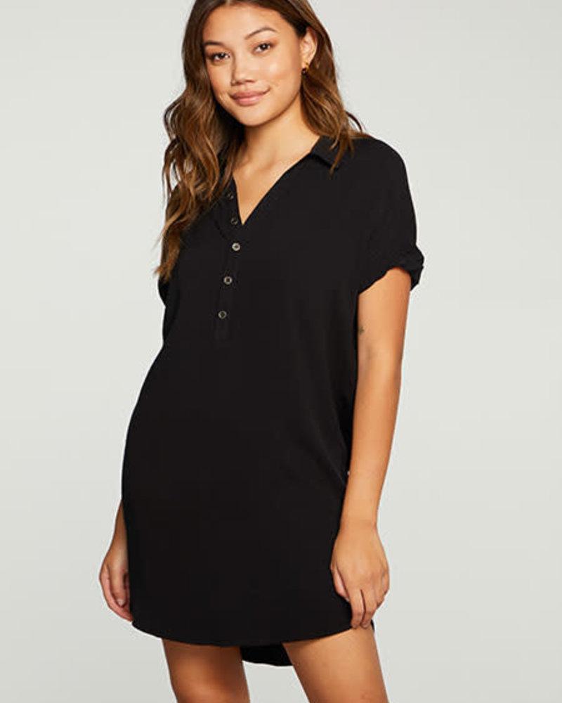 Chaser Chaser Shirt Dress