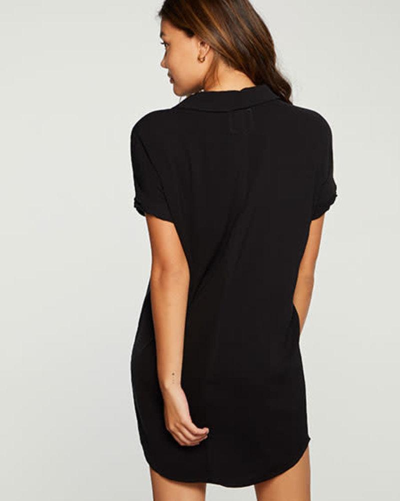 Chaser Shirt Dress
