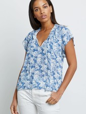 Rails Raven Short Sleeve Top