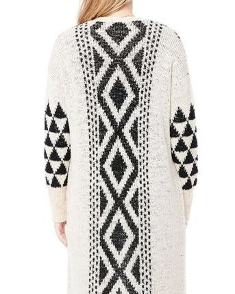 Saltwater Luxe Saltwater Luxe Theo Cardigan