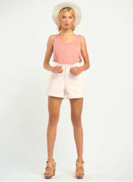 Dex Dex Denim Mom Shorts