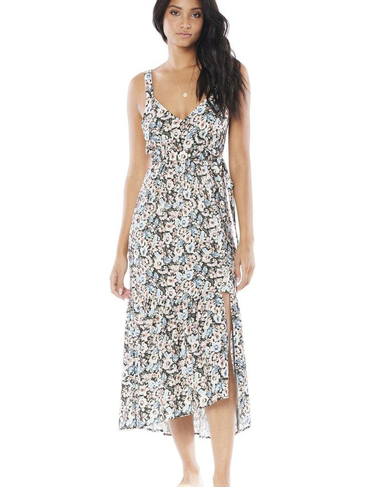 Saltwater Luxe Saltwater Luxe Sia Midi Dress
