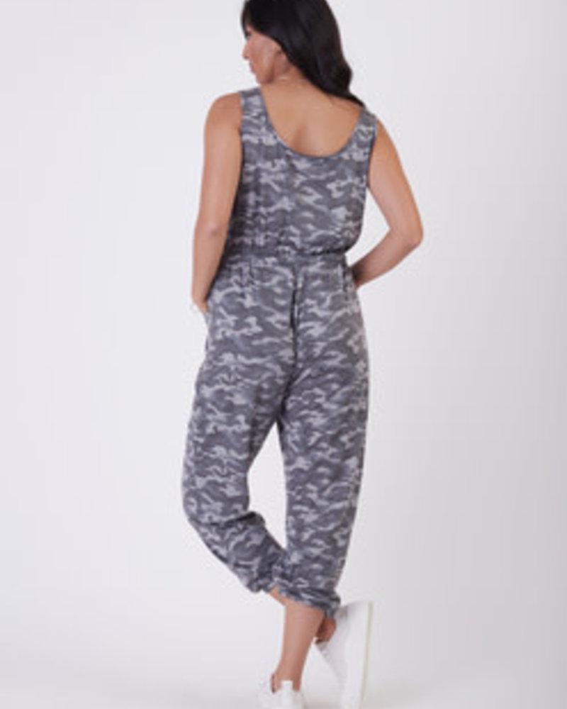 Dex Dex Printed Jumpsuit