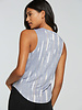Chaser Chaser Linen Jersey Muscle Tank