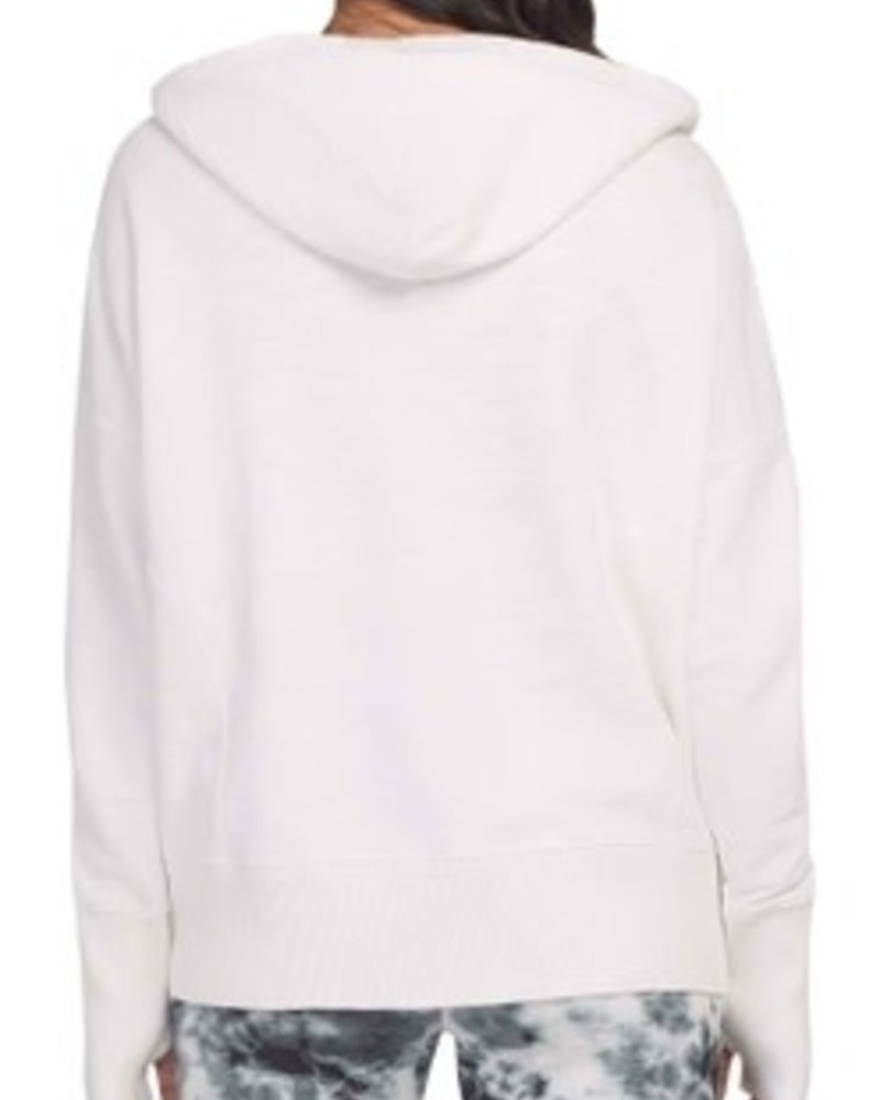 Tribal Tribal Hooded Top with Snaps