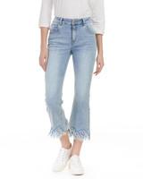 Charlie B Charlie B Frayed Hem Jeans