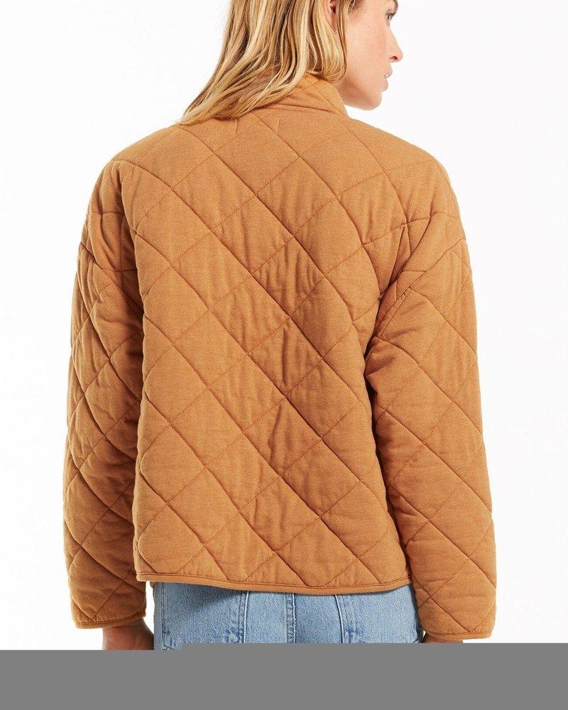 Z Supply Z Supply Maya Quilted Jacket