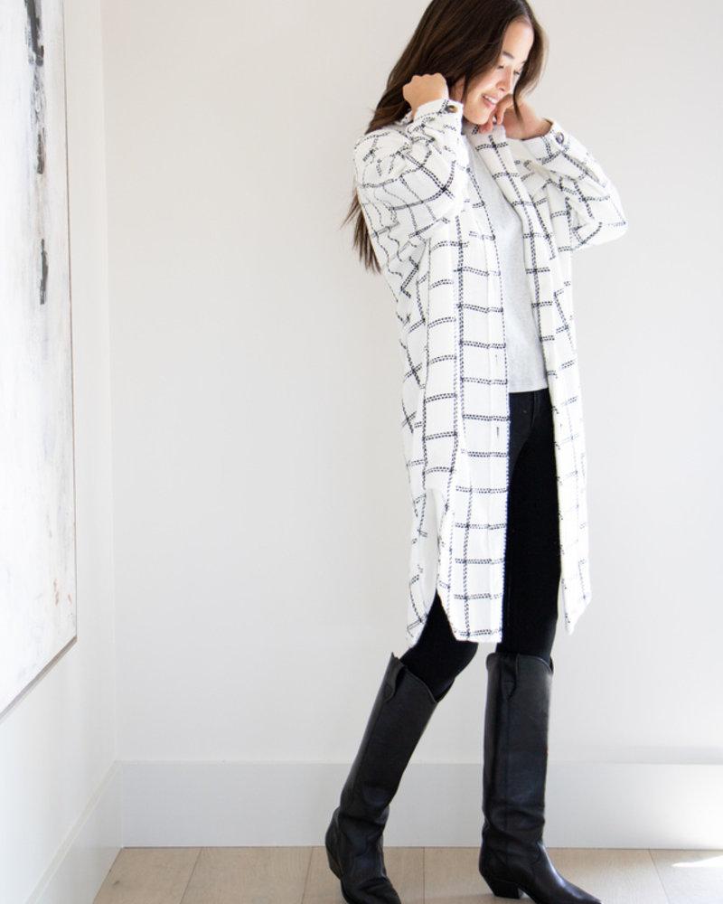 PRIV Priv Ella Enlongated Jacket