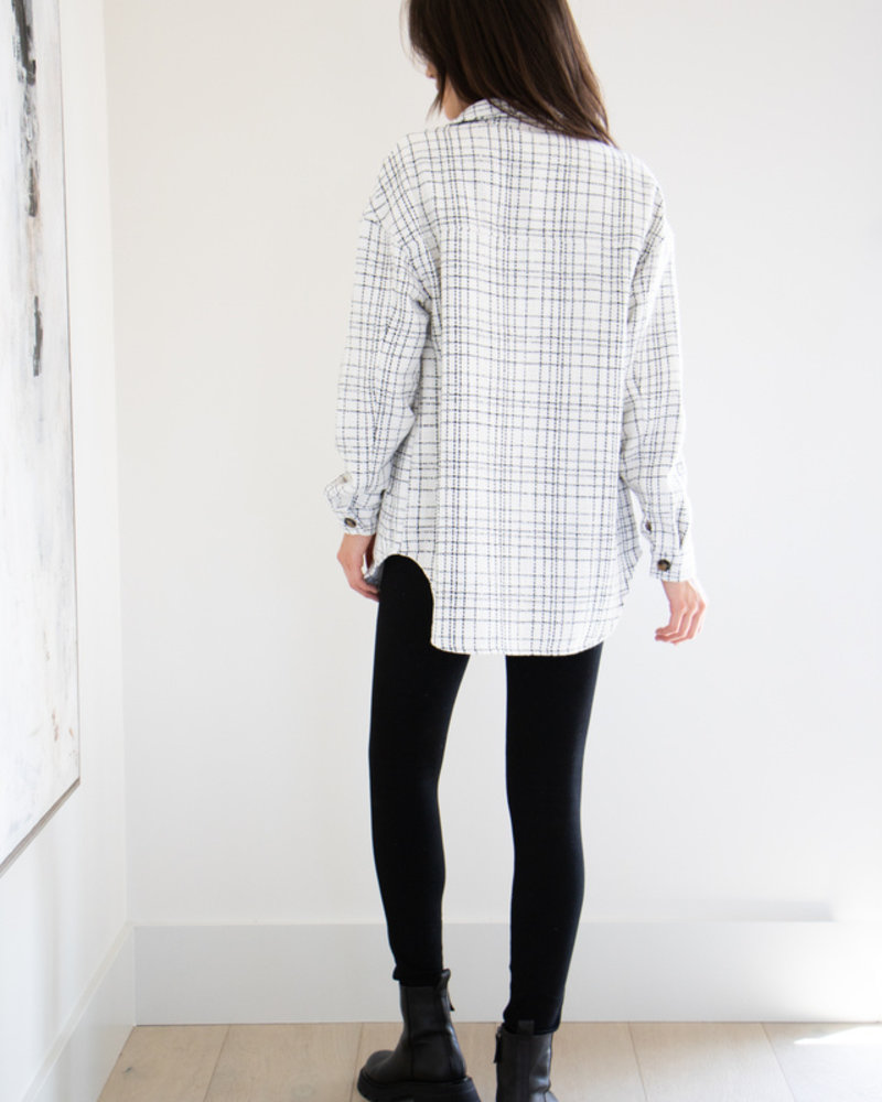 PRIV Priv Bella Shirt Jacket