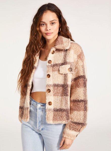 BB Dakota Plaid To See You Coat