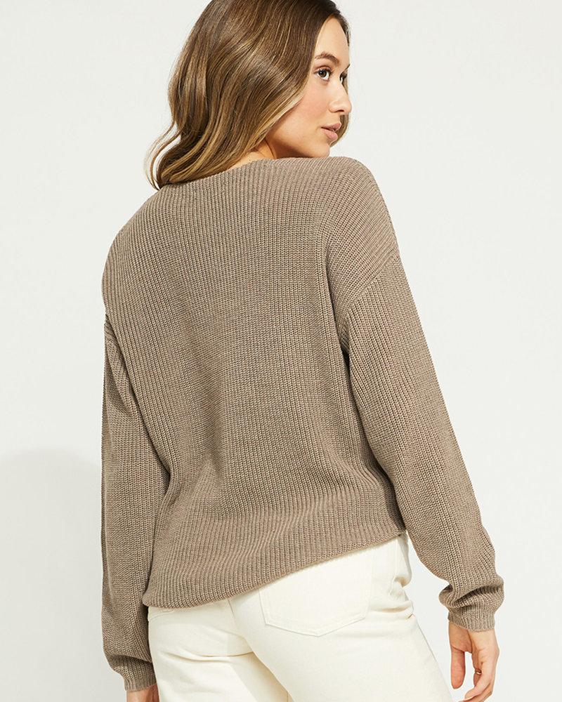 Gentle Fawn Tucker Sweater