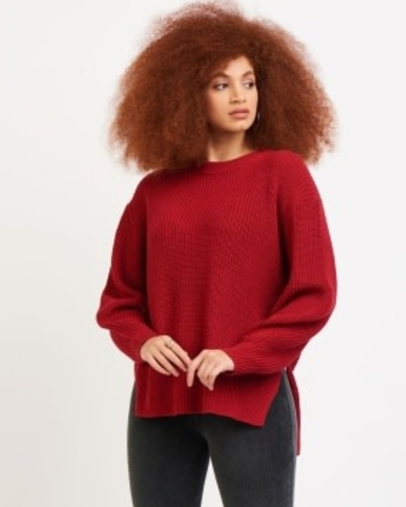 Dex Dex High Low Sweater