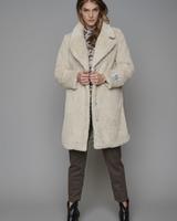 Rino+Pelle Rino & Pelle Alenka Faux Fur Coat