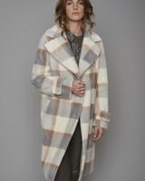 Rino+Pelle Rino & Pelle Favor Faux Fur Coat